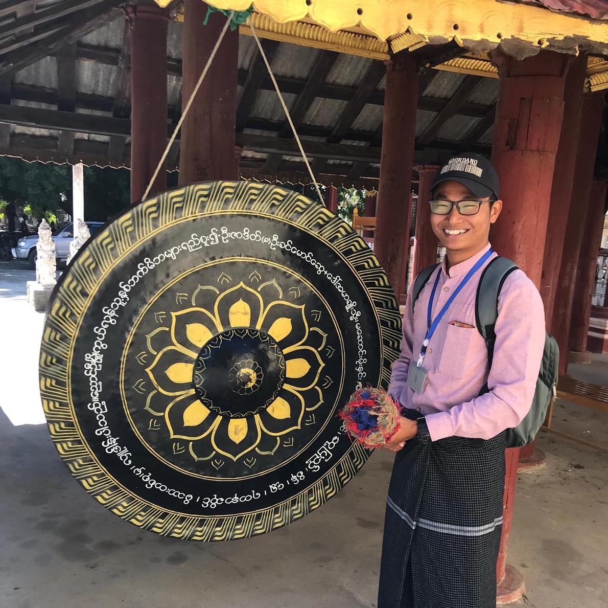 1. MR.AUNG MYO KO's photo