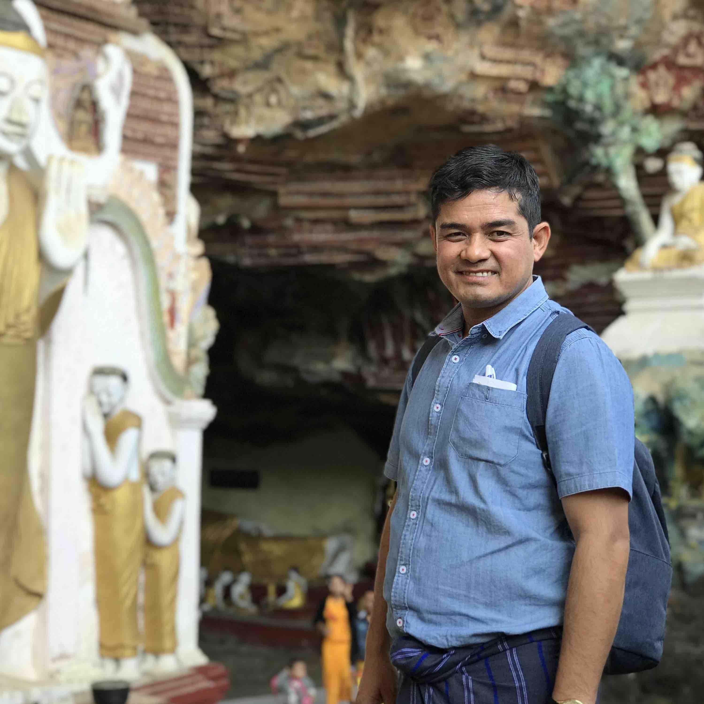 1. Mr Myo Naing - Yangon - small