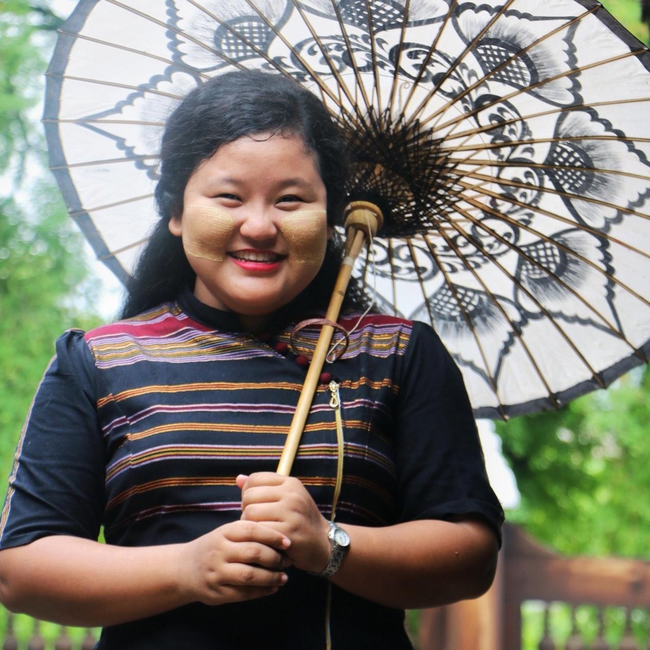 1. Ms. Ton Ton's photo