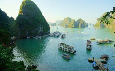 Ontdek vol verbazing de Ha Long-Baai in Vietnam!