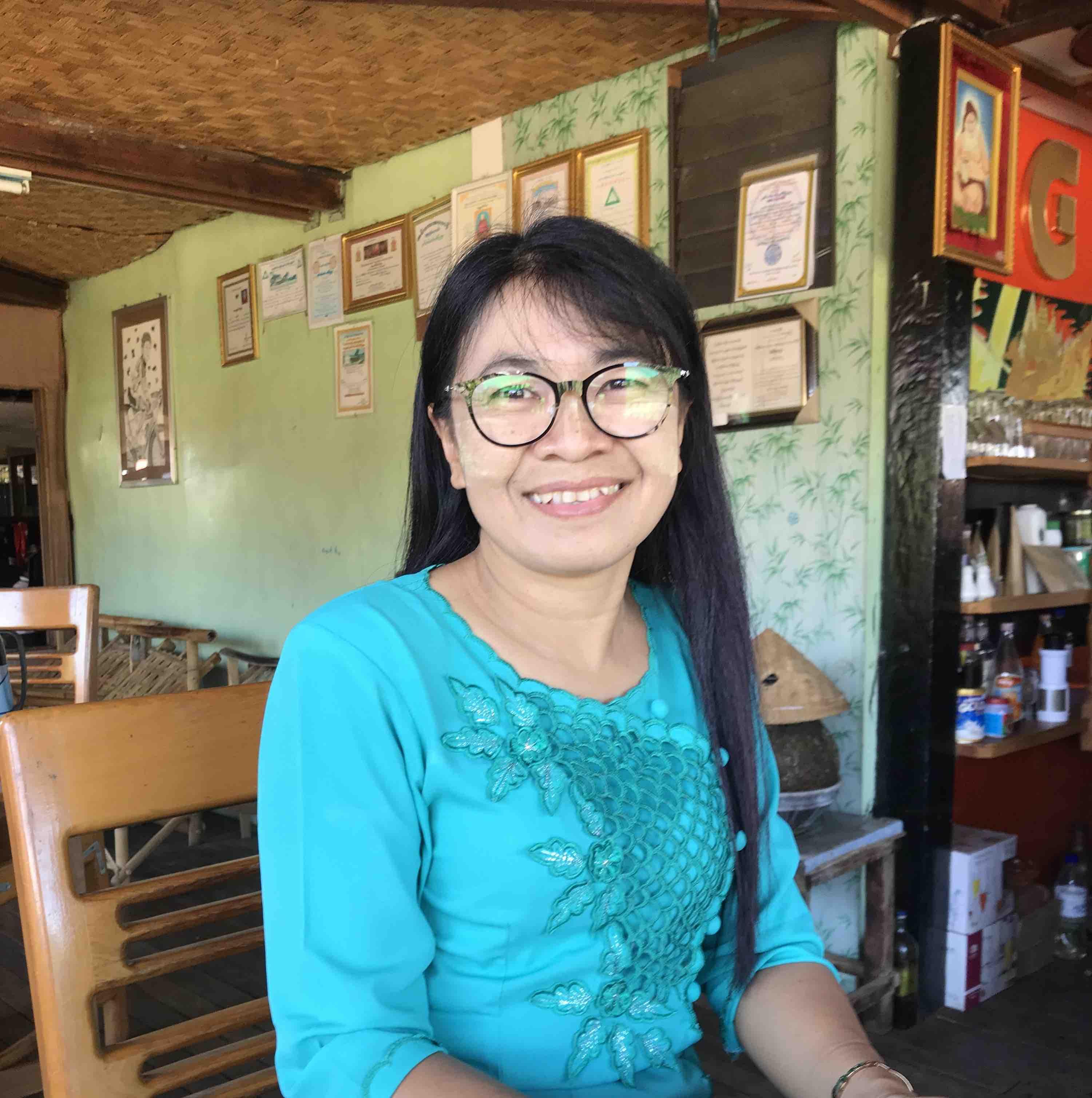 Ms. Win Yu Lwin's - small