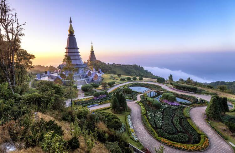 Noord Thailand 2.1