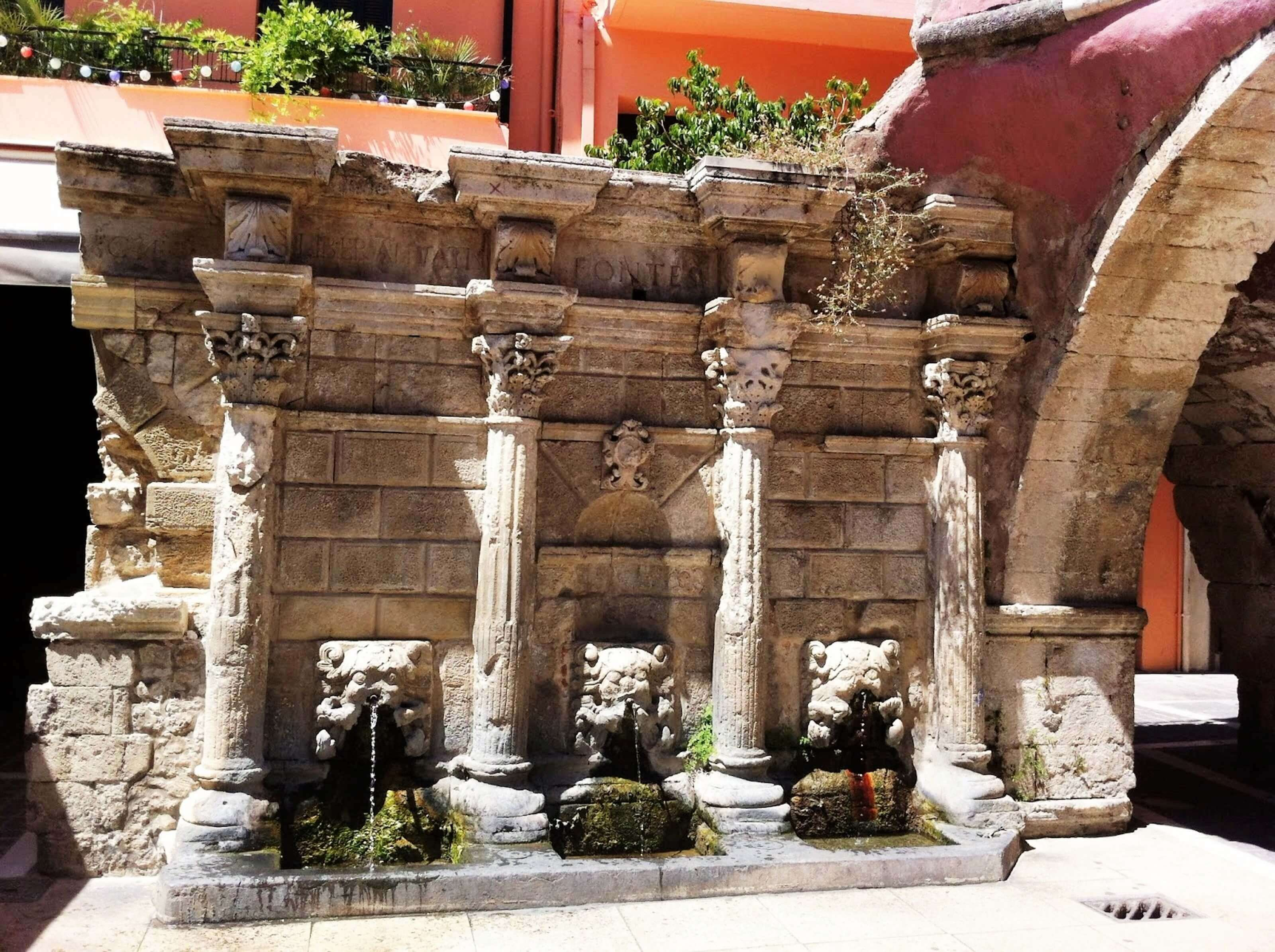 SingleTrips - Rimondi fountain rethymno