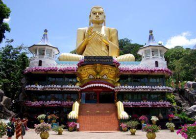UniTrips - Sri Lanka - Dambulla 1