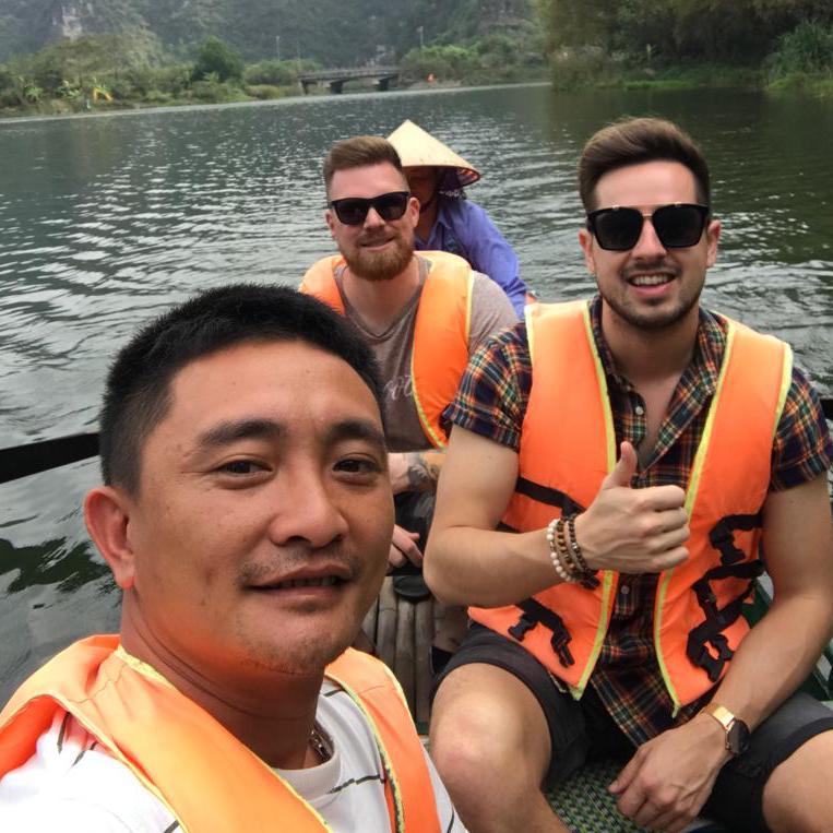UniTrips-beste-gidsen-in-vietnam-Chi Trung & Sjobbe