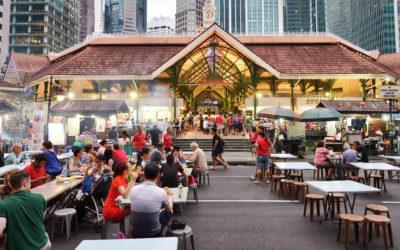 Weetjes en opvallends in Singapore