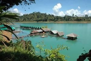 DAG 9: Surat Thani - Khao Sok National Park