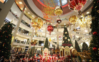 Ho Ho Holidays: zo vier je Kerstmis in Thailand